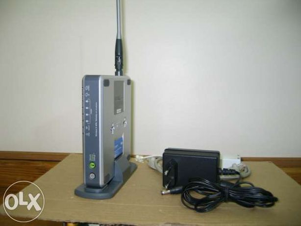 Router wireless g adsl gateway linksys wag54gs