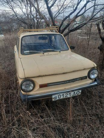 Авто Запорожец не на ходу!