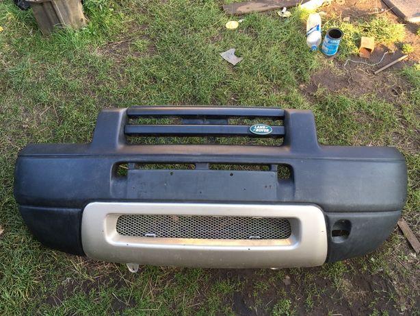Бампер обвесы пластик Land Rover Freelander бампер перед/зад подкрылок