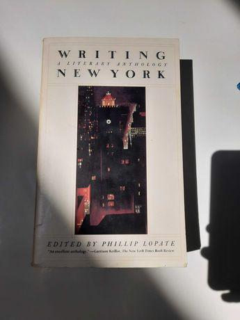 Writing New York. A literary anthology. 1032 strony