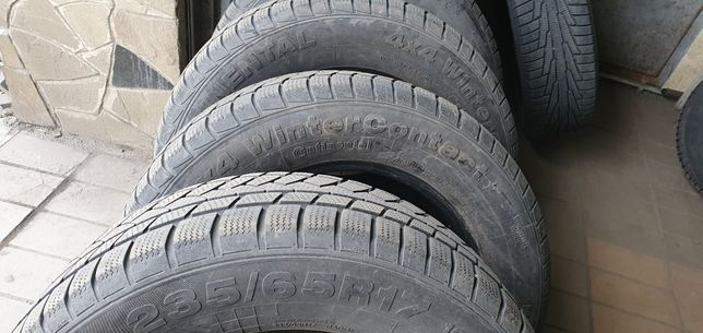 CONTINENTAL Winter Contact 235/65R17