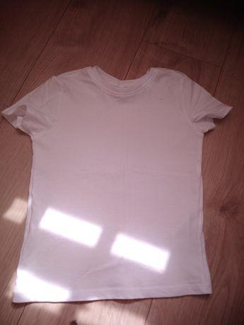 Koszulki 116 dla dziewczynki lub bliźniaczek