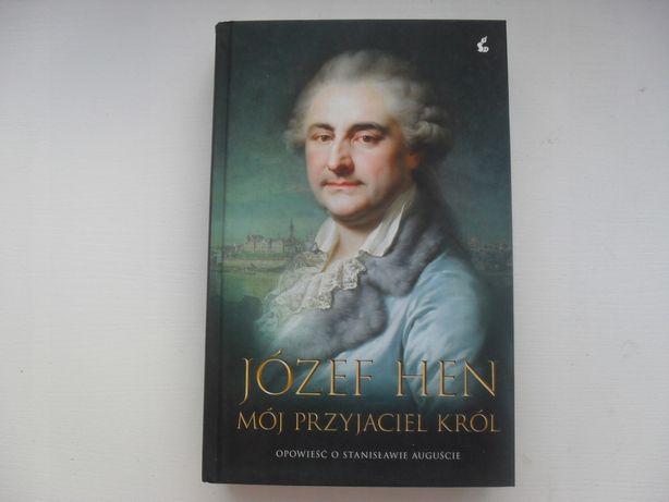 """Józef Hen """"Mój przyjaciel Król"""""""