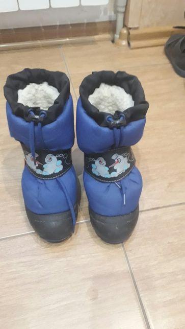 Продам сапоги зимние