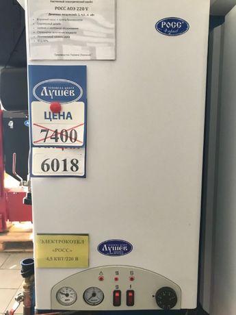 Электрический котел Росс АОЭ 4,5 кВт 220