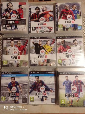 FIFA na konsolę PS3