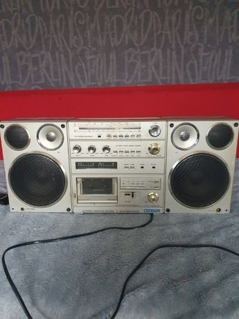 Radiomagnetofon CONDOR
