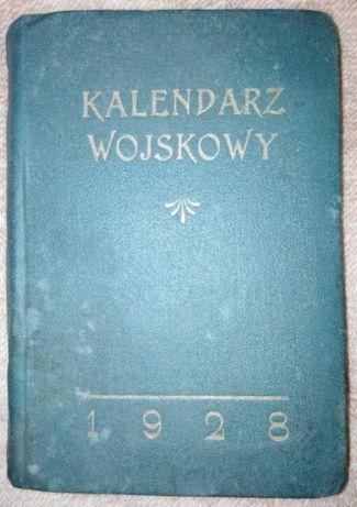 Kalendarz wojskowy 1928