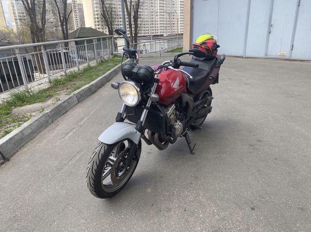Honda CBF 600 naked 2009 мотоцикл