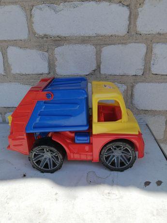Іграшка мусоровоз і робот