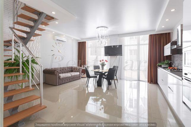 Новый отдельный дом коттедж евро у моря 16 ст Б Фонтана Золотой берег