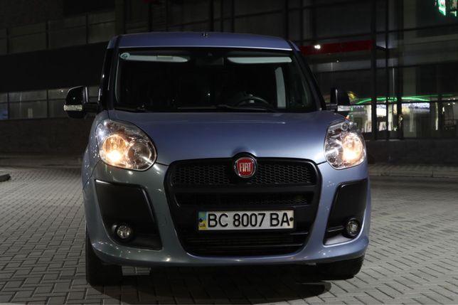 Fiat Doblo 2010 р.
