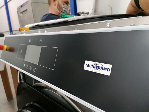 Lavandaria self service / máquina de lavar roupa industrial 100kg
