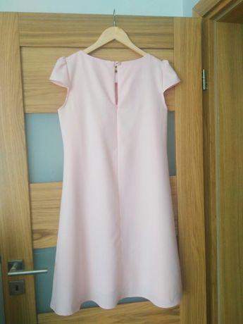 Sukienka Vubu rożowa