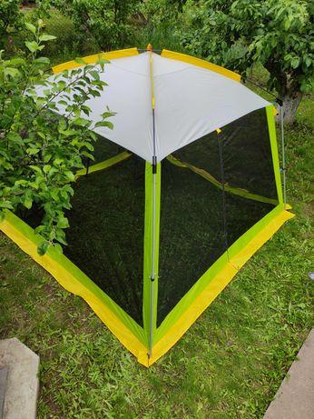 Большая палатка 3*3*2,1м шатер с москиткой купить olx Украина