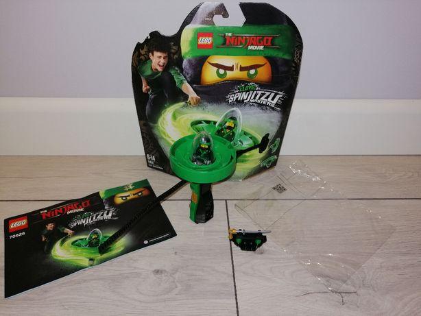 Lego Ninjago 70628 Spinjitzu Lloyd'a. OPIS.