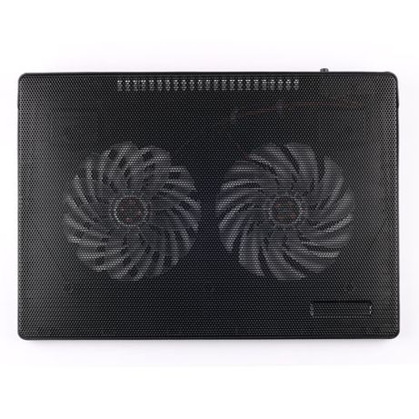 Охлаждающая подставка для ноутбука 2 вентилятора. 600 руб.