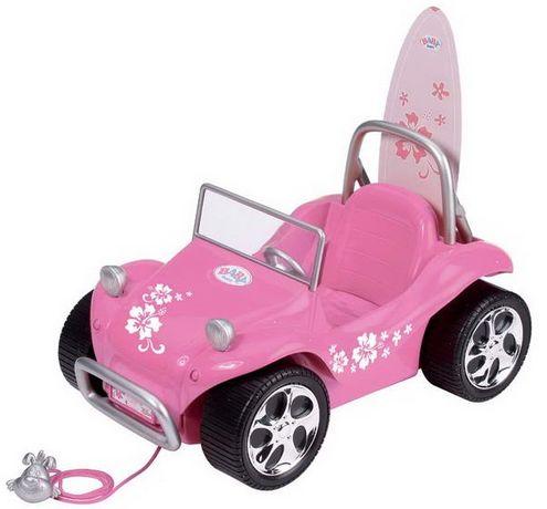 Машина, для Беби борна. Беби борн,BABY born как НОВАЯ Оригинал Германи