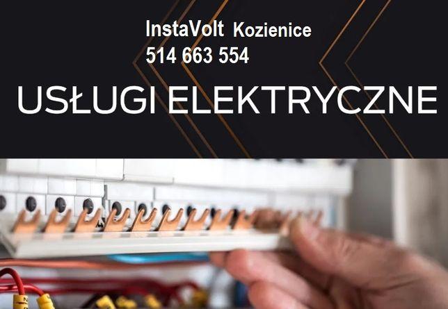 ELEKTRYK 24h, usterki, pomiary instalacji, monitoring, alarmy, odbiory
