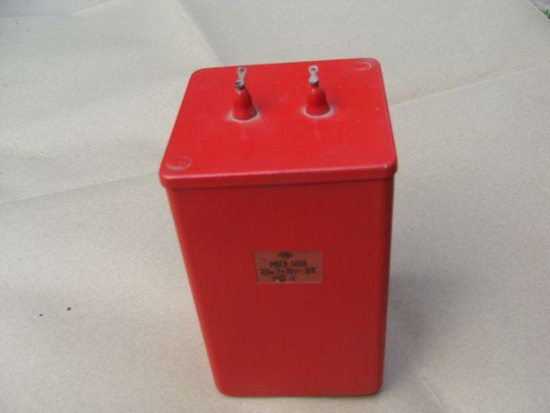конденсатор мбгв 500в