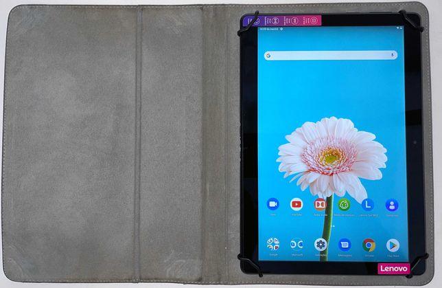 LENOVO Tab M10 LTE (10.1'' - 32 GB - 2 GB RAM - Wi-Fi+4G - Preto)