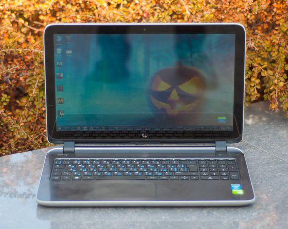 Супер Ноутбук Сенсорный Игровой HP P031NG Core i3 8GB SSD240GB