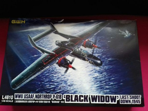P-61B Black Widow 1:48 G.W.H