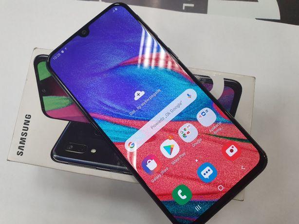 Samsung Galaxy A40 Dual SIM/ Zbita szybka/ można korzystać/ Gdynia