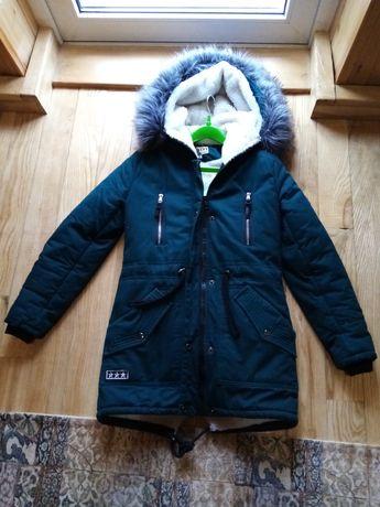 Парка, куртка зимова