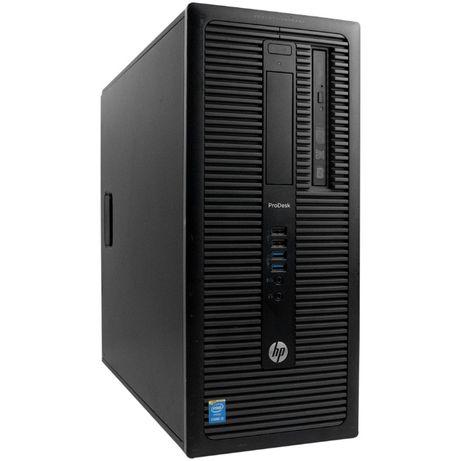 БУ HP Tower 600 G1 Core i3-4160 3.6GHz 4GB RAM 500GB HDD