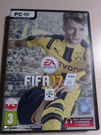 Gry PC oraz DVD FIFA