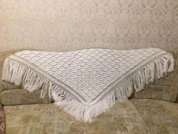 Продам вязаную косынку