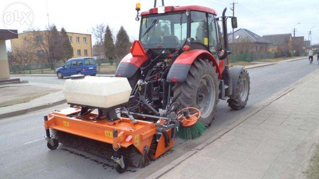 Zamiatanie czyszczenie mycie dróg parkingów Zamiatarka, Śląsk, Śląskie
