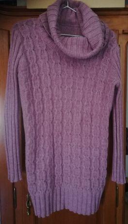Camisola em lã muito quentinha