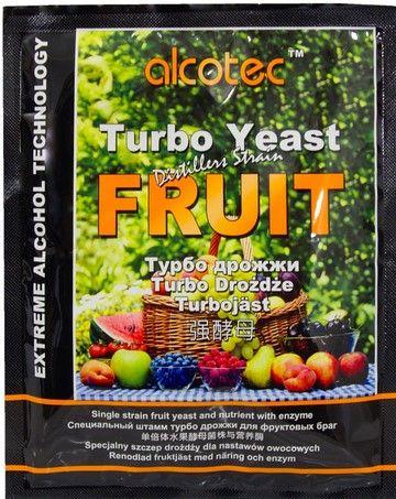 Drożdże gorzelnicze ALCOTEC TURBO FRUIT