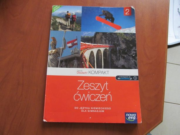Das Ist Deutsch Kompakt 2 podręcznik + ćwiczenia