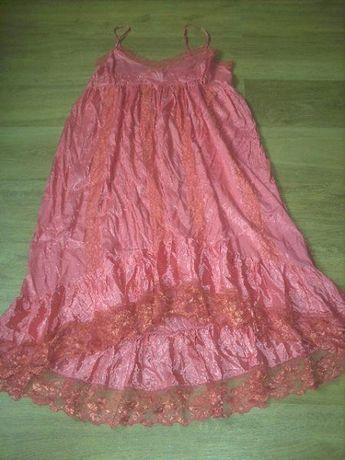 sukienka typu-hiszpanka na lato