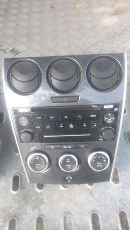 Mazda 6 radio panel