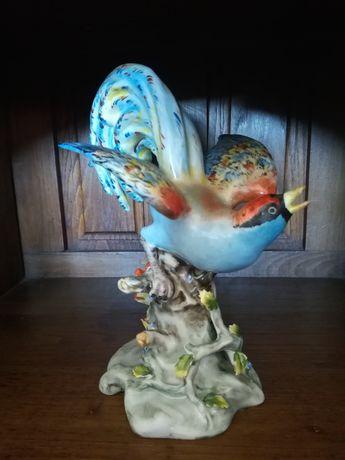 Antigo pássaro da Artibus pintado à mão