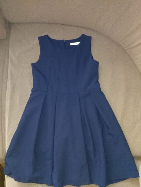 Sukienka wizytowa roz 128 Smyk