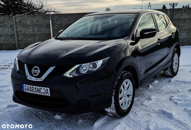 Nissan Qashqai 2014**Wielofunkcyjna kierownica*Tempomat* Okazja