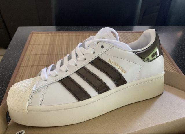 Adidas Superstar original bold 38.5