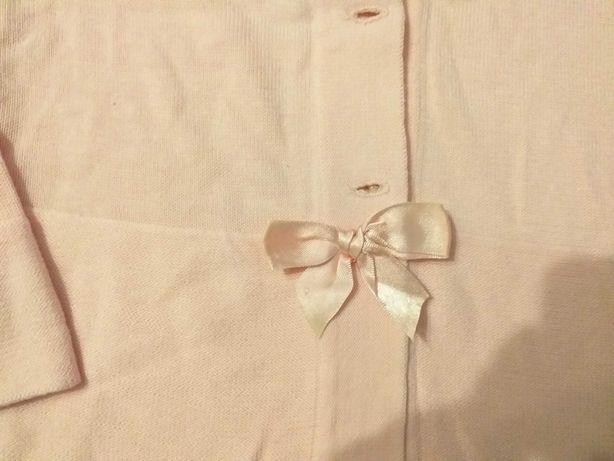 Sweterek coccodrillo roz. 98 różowy
