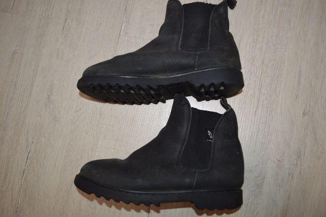 Ботинки челси для прогулок или конного спорта