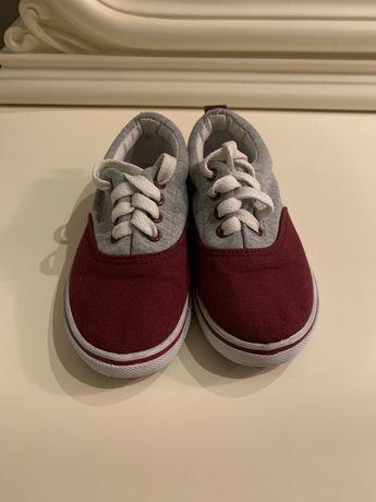 Продам классные кроссовки/мокасины для мальчика, 27 размер