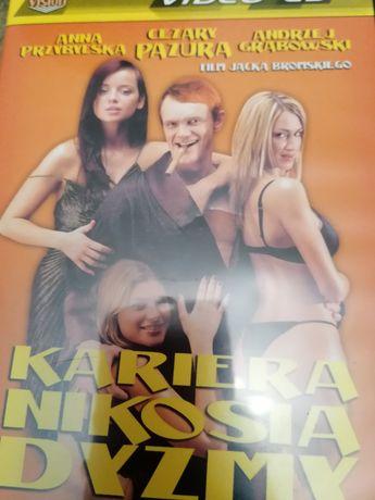 Płyta, film Kariera Nikosia Dyzmy