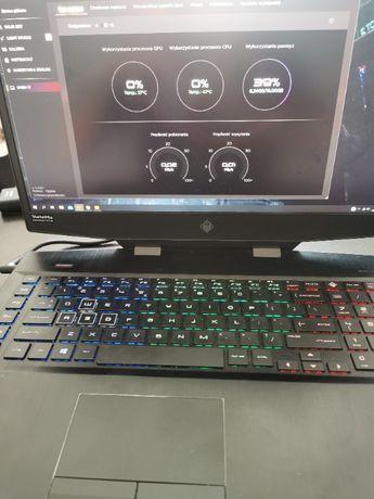 Laptop Hp Omen 17, RTX 2060, I7-9750, 16gb ram, Ssd 500gb, 17cal 144hz