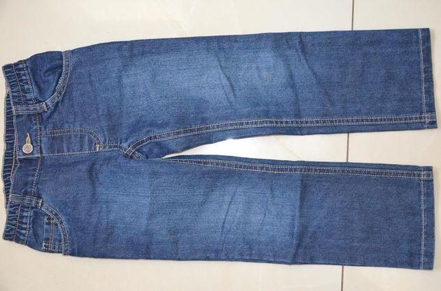 Spodnie jeansy Lupilu rozm. 110