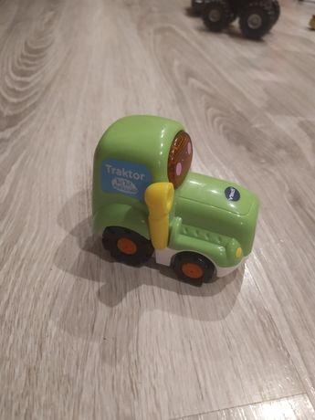 Tut tut autka traktor PL