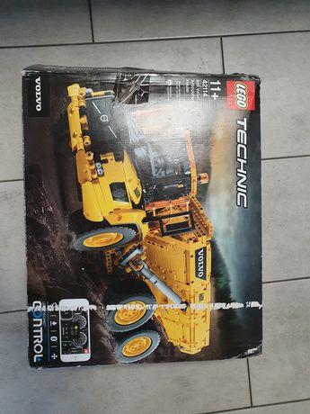 Nowe klocki Lego 42114 Wozidło Volvo Śląsk
